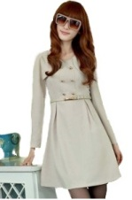 line-dress-korea-1