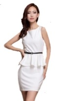 peplum-dress-korea