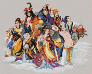Delapan Dewa Baxian