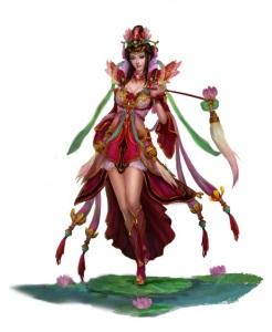 Dewi Keberuntungan