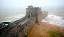 Penghujung tembok china