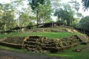 Makam Kuno Bangsa Maya