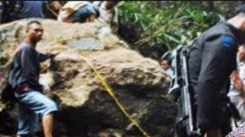 Bongkahan Batu Giok Aceh