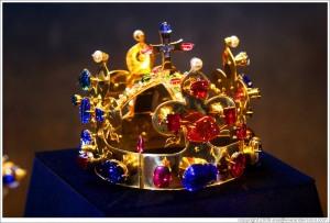 mahkota Santo Wenceslaus