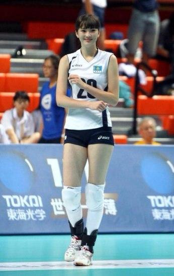 Sabina Pemain Volli Kazakhstan