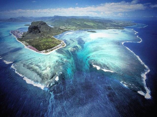 laut lepas Mauritius