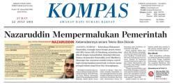 Interpretatif News kompas