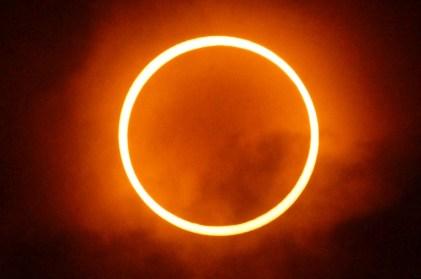 Fenomena Gerhana Matahari 2016